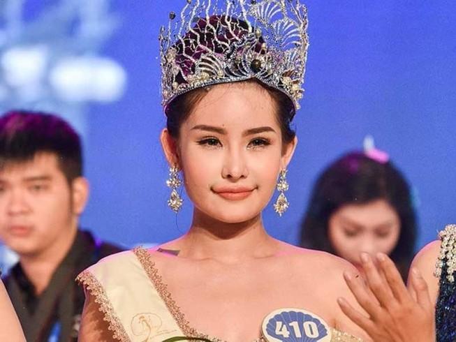 Cục NTBD yêu cầu thu hồi danh hiệu Hoa hậu đại dương