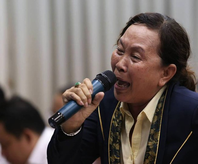 Chủ tịch HĐND TP.HCM hứa gì trước cử tri Thủ Thiêm?