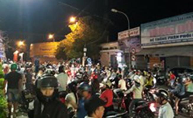 Ninh Thuận: Khởi tố 4 bị can kích động chặn xe trên quốc lộ