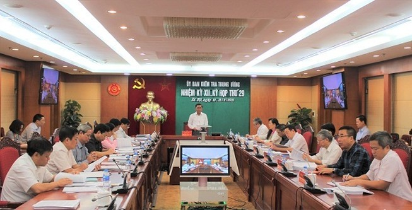 Cựu Chủ tịch TP Đà Nẵng bị đề nghị khai trừ ra khỏi Đảng