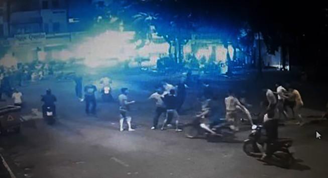 Nhậu Noel rồi đánh nhau, 1 người bị chết ở Tân Phú