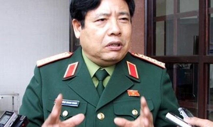 Sẽ giảm hơn 3% cấp tướng trong quân đội