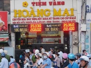 """Vụ """"Bắt 100 đô, niêm phong cả tiệm vàng"""": Công an Bình Thạnh trả gần 15.000 USD cho chủ tiệm"""