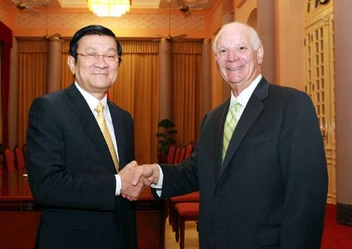 Dỡ bỏ lệnh cấm bán vũ khí sát thương sẽ thể hiện sự tin cậy giữa Việt Nam-Hoa Kỳ
