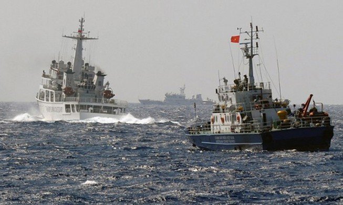 Trung Quốc nói gì về việc đâm chìm tàu cá Việt Nam?
