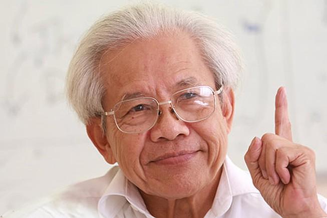 GS Hồ Ngọc Đại: 'Đừng đổi mới giáo dục bằng xào xáo cái cũ'