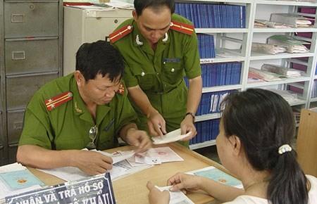 Hướng dẫn mới nhất của Bộ Công an về hộ khẩu