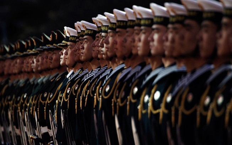 """Quân đội Trung Quốc có phải là rồng """"xịn""""?"""