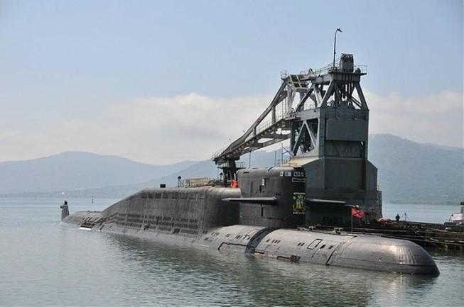 Nga kiểm tra năng lực chiến đấu của hạm đội tàu ngầm hạt nhân