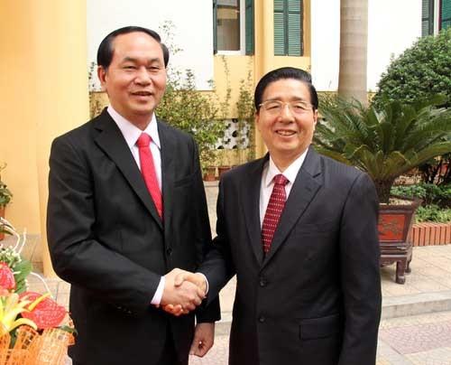 Bộ Công an Việt Nam và Bộ Công an Trung Quốc đẩy mạnh hợp tác