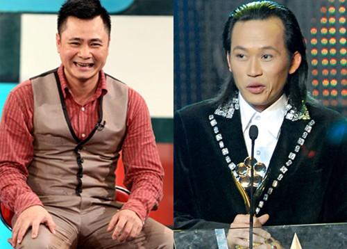 Danh hài Hoài Linh nhận danh hiệu Nghệ sĩ ưu tú