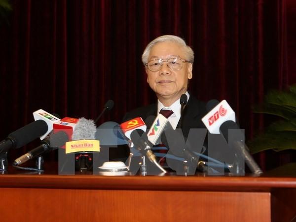 Trung ương quyết định ra Nghị quyết về chỉnh đốn Đảng