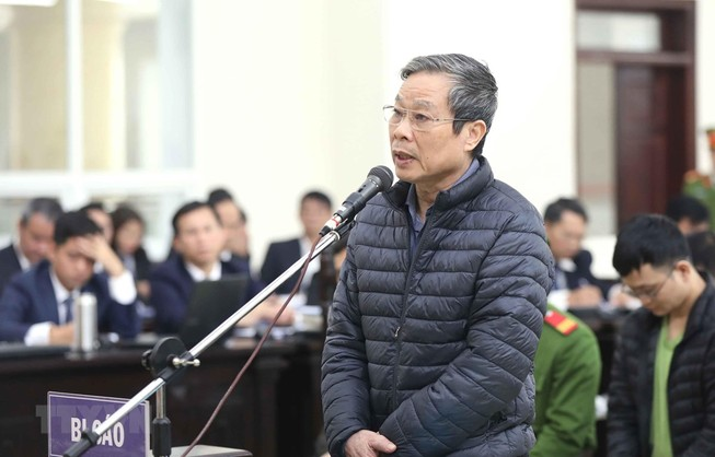 Điều gì đang xảy ra với cựu bộ trưởng Nguyễn Bắc Son?