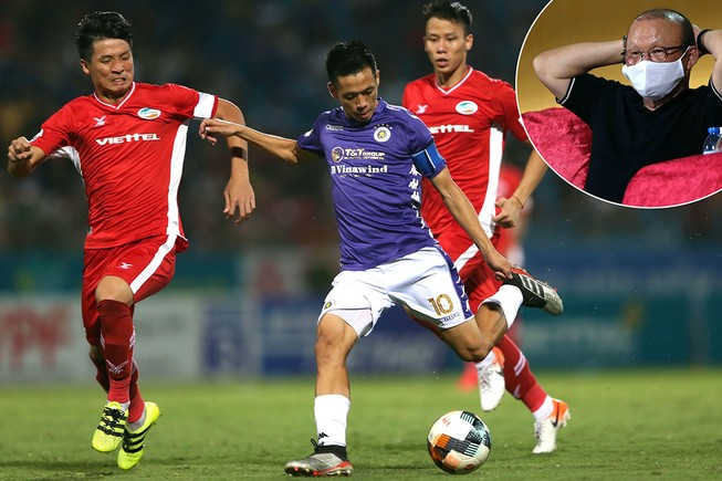Không chỉ trở lại đội tuyển, Văn Quyết còn là ứng cử viên nặng ký cho danh hiệu Quả bóng vàng 2020.