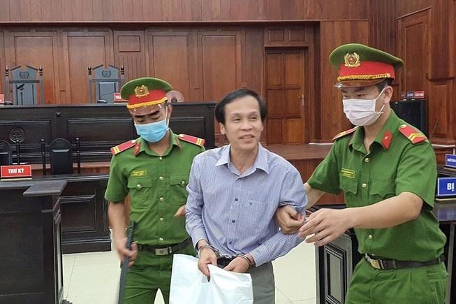 Y án 12 năm tù cựu luật sư Trần Hữu Kiển