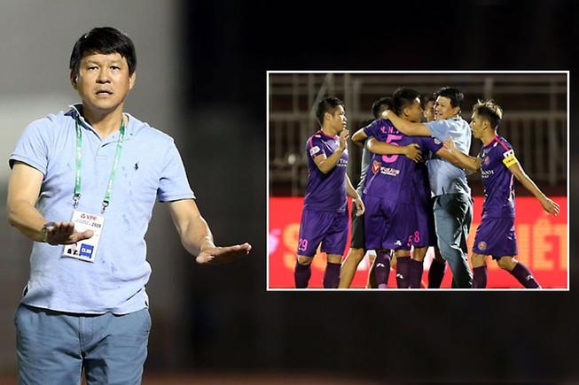 HLV Vũ Tiến Thành sẽ chia tay các cầu thủ Sài Gòn FC, nhận nhiệm vụ mới quy hoạch và đào tạo trẻ từ lò PVF bàn giao cho các ông bầu Sài Gòn FC.