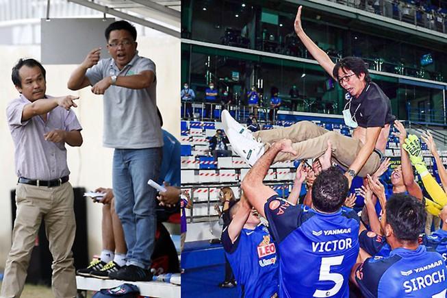 Bầu Đức từng muốn đưa Dusit về nắm HA Gia Lai nhưng cựu trung vệ Thái Lan lại đang rất thành công ở Thai-League.
