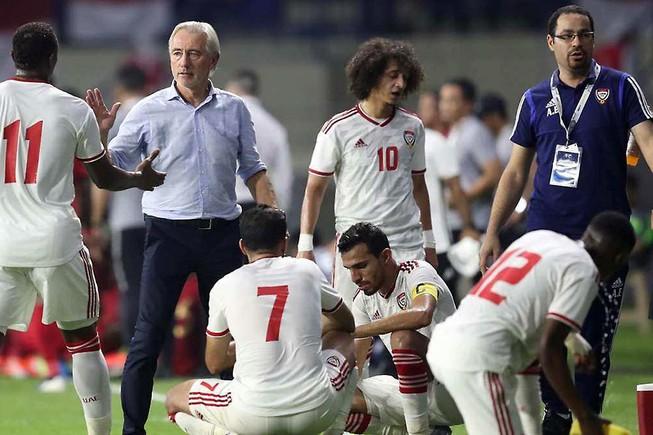 HLV Van Marwijk không giấu giếm việc mời Ấn Độ vì đội này có lối chơi giống các đội Đông Nam Á.