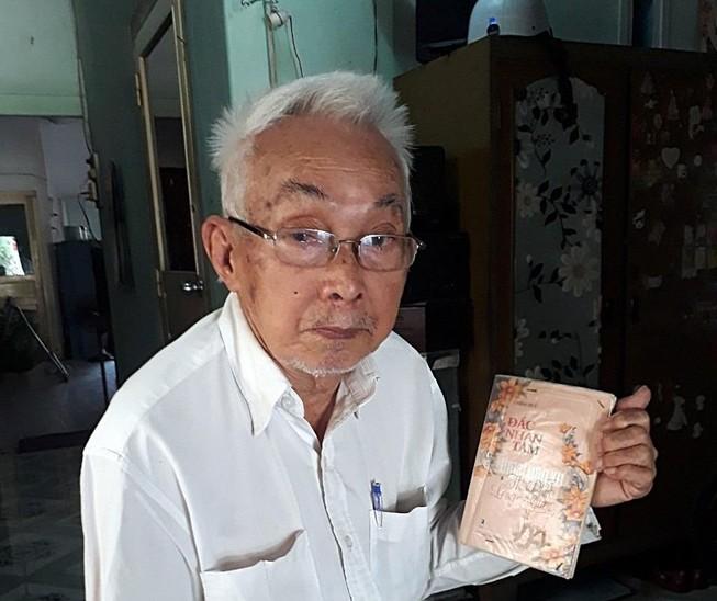 Ông Phạm Ngọc Thuận, ảnh chụp ngày 2-4-2021