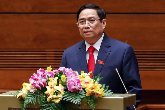 Thủ tướng Phạm Minh Chính đề nghị Quốc hội xem xét phê chuẩn bổ nhiệm 14 thành viên mới của Chính phủ.