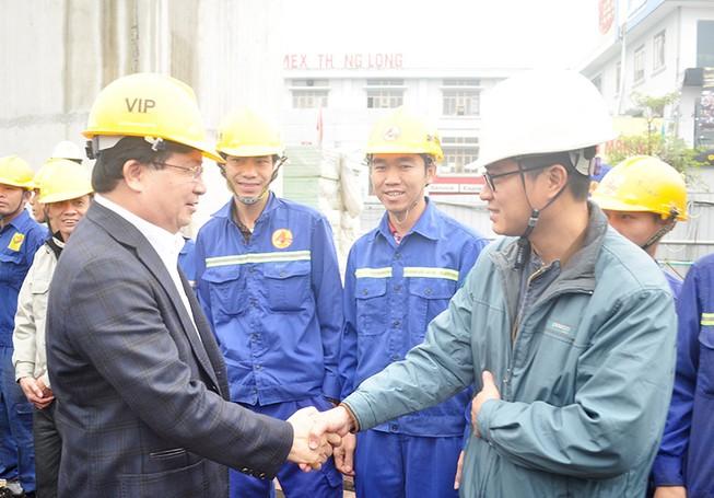 Hà Nội: 2 siêu dự án đường sắt đô thị đều chậm