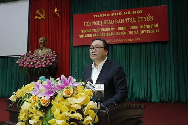 Bí thư Hà Nội: Làm rõ trách nhiệm vụ lát đá vỉa hè