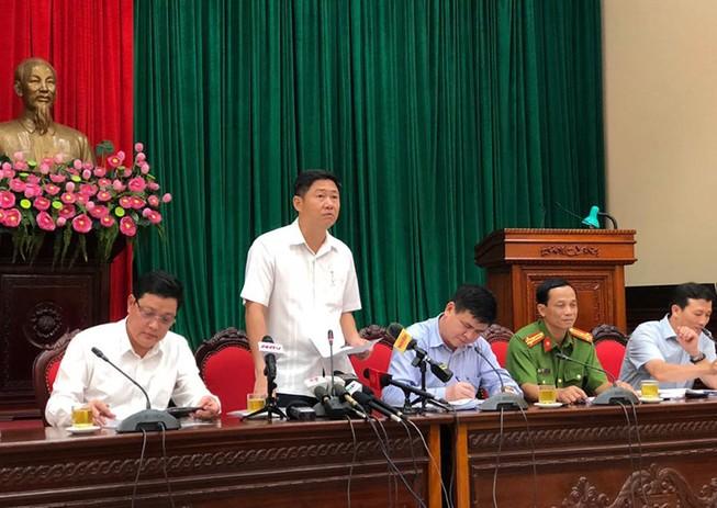 Hà Nội thông tin về vụ cháy gần bệnh viện Nhi