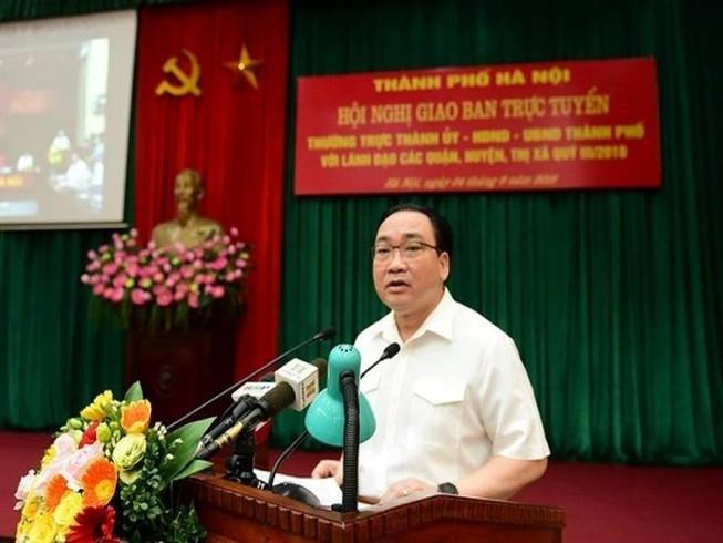 Bí thư Hà Nội: Phải thấy xấu hổ vì để phố ngập rác