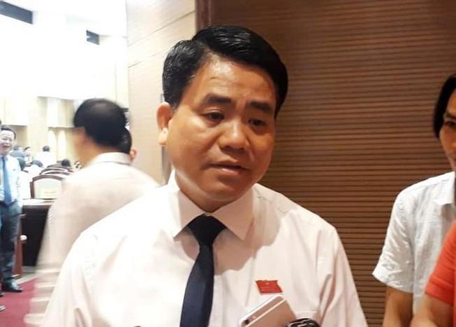 Ông Nguyễn Đức Chung: 'Hà Nội chưa có quyết định cấm xe máy'