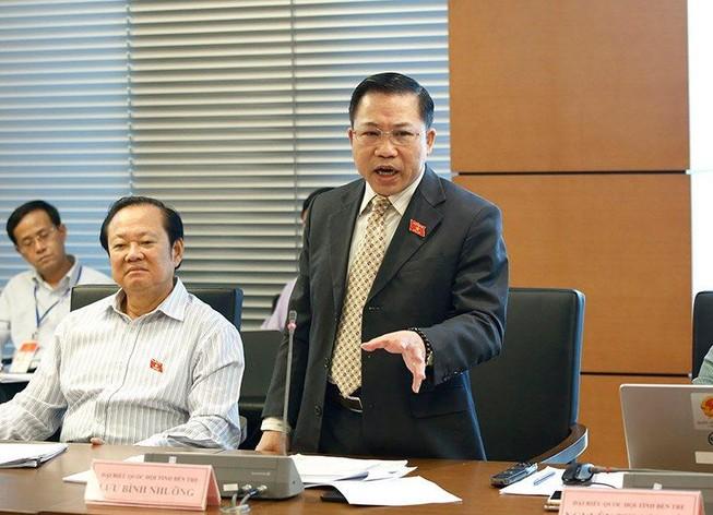 Quốc hội 'nóng' vụ ông chủ Nhật Cường bỏ trốn