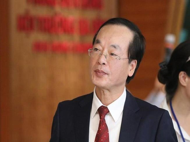 Bộ trưởng Xây dựng nói về vụ thanh tra bộ 'vòi tiền'