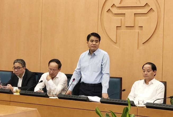 Hà Nội thông tin về 6 đợt ô nhiễm không khí kéo dài ở thủ đô