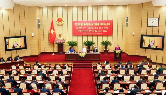 Hà Nội giảm hơn 2.500 thôn, tổ dân phố sau sáp nhập