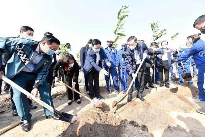Ông Chu Ngọc Anh: năm 2021, Hà Nội trồng 300.000 cây xanh