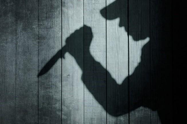Thanh niên sát hại mẹ ruột rồi trốn ra sau nhà