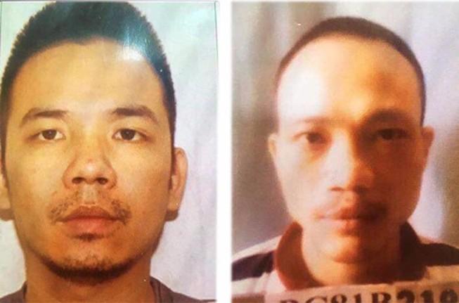 Khởi tố 2 tử tù khoét tường, trốn khỏi trại giam