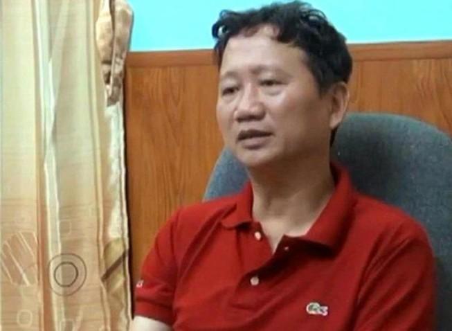 Trịnh Xuân Thanh bị truy tố tội tham ô ở PVP Land