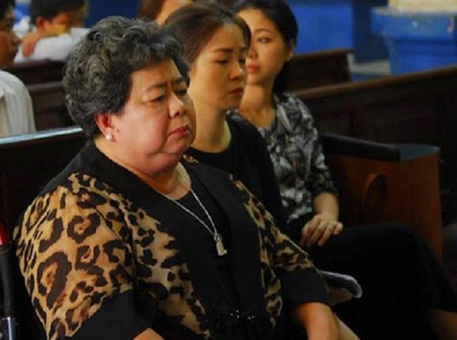 Truy tố bà Hứa Thị Phấn vụ 6.300 tỉ của TrustBank