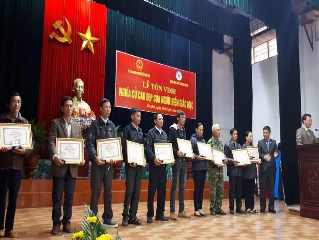 Nguyên nhân khiến hơn 15.000 người Việt bị mù mỗi năm
