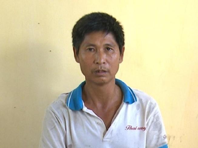 Gã đàn ông 50 tuổi nghi hiếp dâm bé gái 10 tuổi