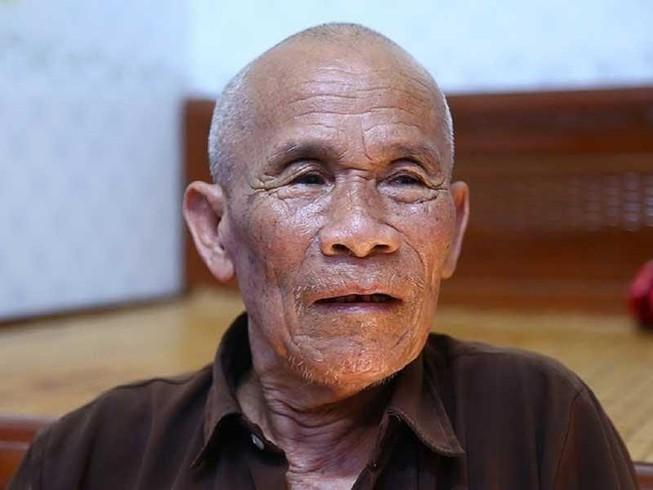 Công an kết luận vụ lùm xùm tiền oan sai của cụ ông 83 tuổi