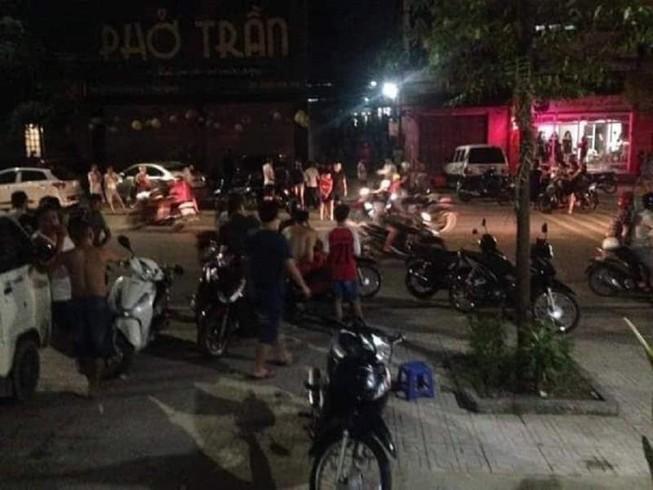 Án mạng tại Thái Nguyên, 3 người trong gia đình thương vong