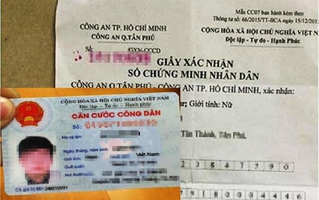 Có nên in số CMND cũ lên thẻ CCCD cấp mới?