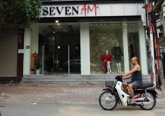 Kết luận chính thức vụ SEVEN.AM nghi cắt nhãn mác Trung Quốc