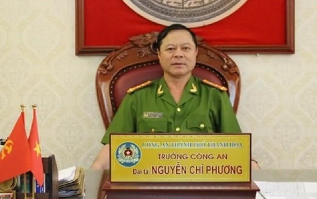 'Chạy án', cựu trưởng Công an TP Thanh Hóa bị truy tố