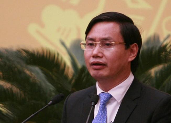 Vụ Nhật Cường Mobile: Khởi tố chánh Văn phòng Thành ủy Hà Nội