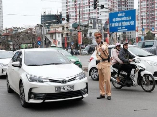 Bộ Công an: Phạt nặng những trường hợp cản trở giao thông