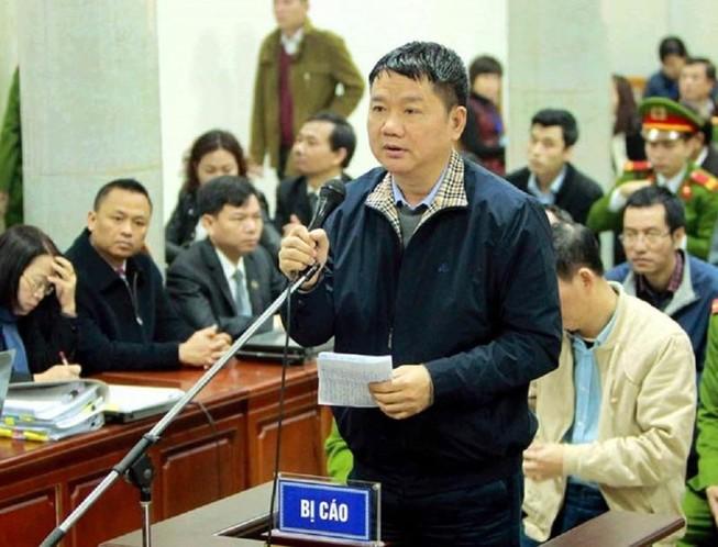 Ông Đinh La Thăng bị đề nghị truy tố trong vụ án mới