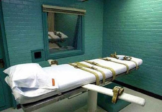Quy định chi tiết về tử hình bằng tiêm thuốc độc