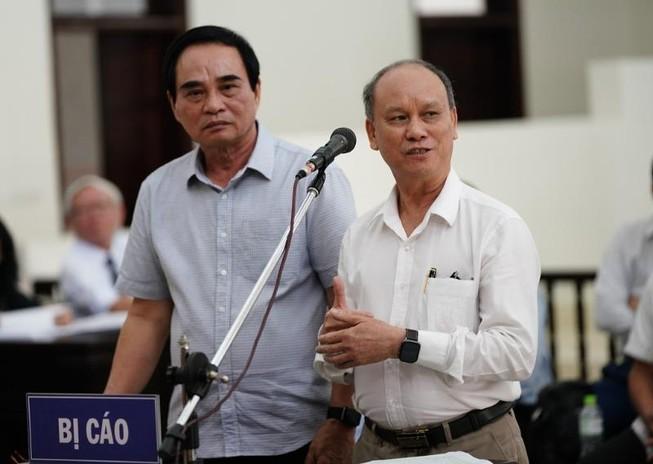 Lý do 2 cựu chủ tịch Đà Nẵng bị bắt giam sau phiên xử